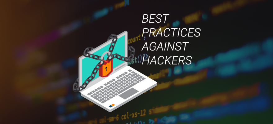 best practices against hackers